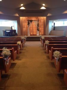 Southland Church's chapel.