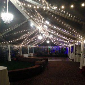 dance tent