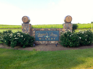Lover's Leap Winery hosted the reception.